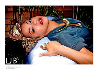 What a fun shoot and a great professional model. She was an effortless beauty. The makeup was by Face by Maori.