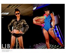 I had a ton of fun shooting the fashion show at FDU. The models really put on a great show! :)