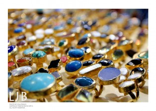 In Istanbul, Turkey, everything is gold and colorful. I enjoyed taking random pictures of the jewelry at the Grand Bazaar.
